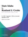 090794 State Idaho V Rauland J Grube