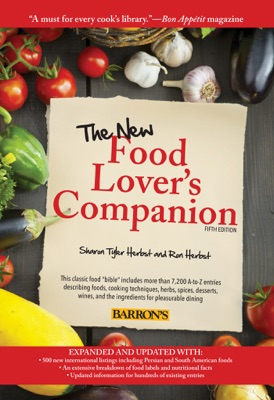 The New Food Lover's Companion, 5th edition