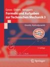 Formeln Und Aufgaben Zur Technischen Mechanik 3
