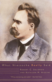 What Nietzsche Really Said book