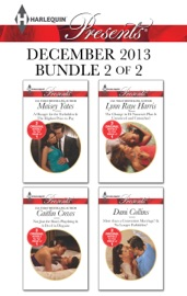 Harlequin Presents December 2013 - Bundle 2 of 2 PDF Download