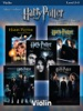 Harry Potter: Violin Instrumental Solos for Strings from Movies 1-5
