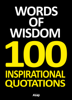 Various Authors - Words of Wisdom - 100 Inspirational Quotations artwork