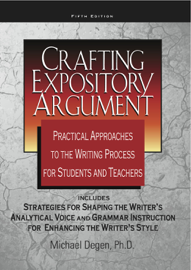 Crafting Expository Argument book