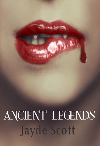 Jayde Scott - Ancient Legends Books 1-3 Omnibus Discounted Offer