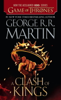 George R.R. Martin - A Clash of Kings artwork
