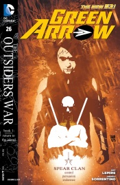 Download and Read Online Green Arrow (2011-2016) #26