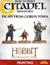 How to Paint Citadel Miniatures: Escape from Goblin Town