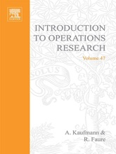 Introduction To Operations Research (Enhanced Edition)