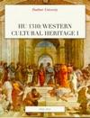 HU 1310 Western Cultural Heritage I