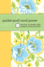 Pocket Posh Word Power