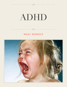 ADHD What works!? Book Review