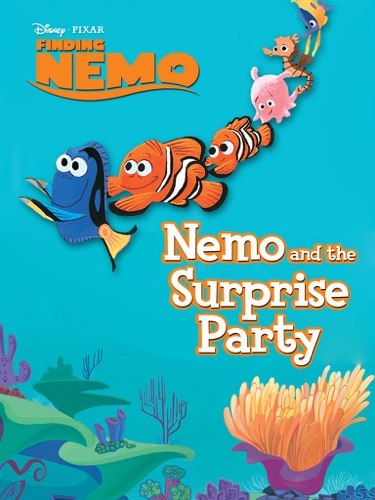 Disney Book Group - Finding Nemo: Nemo and the Surprise Party
