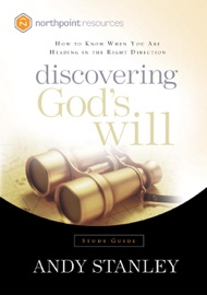 Discovering God S Will Study Guide