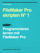 FileMaker Pro skripten N° 1