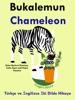 Türkçe ve İngilizce İki Dilde Hikaye: Bukalemun - Chameleon - İngilizce Öğrenme Serisi