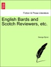 English Bards And Scotch Reviewers Etc