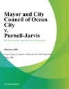 Mayor And City Council Of Ocean City V Purnell-Jarvis