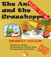 The Ant And The Grasshopper Read To Me