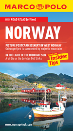 Norway - Marco Polo Travel Guide book