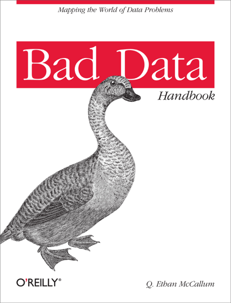 Bad Data Handbook