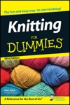 Knitting For Dummies  Mini Edition