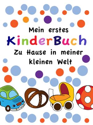 Mein erstes KinderBuch - Kornelia Erdelyi book