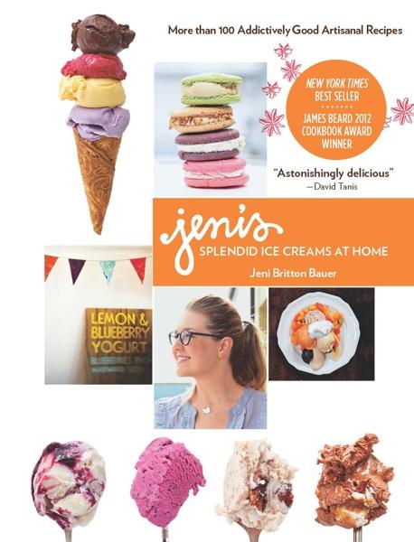 Jeni's Splendid Ice Creams at Home