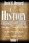 A History Of Christian Doctrine Volume 1