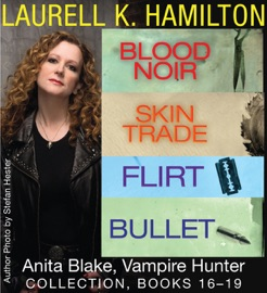 Laurell K. Hamilton's Anita Blake, Vampire Hunter collection 16-19 PDF Download