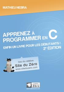 Apprenez à programmer en C ! Couverture de livre