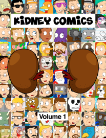 Kidney Comics book