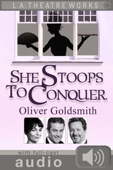 She Stoops to Conquer (with audio) Book Cover