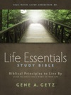 Life Essentials Study Bible