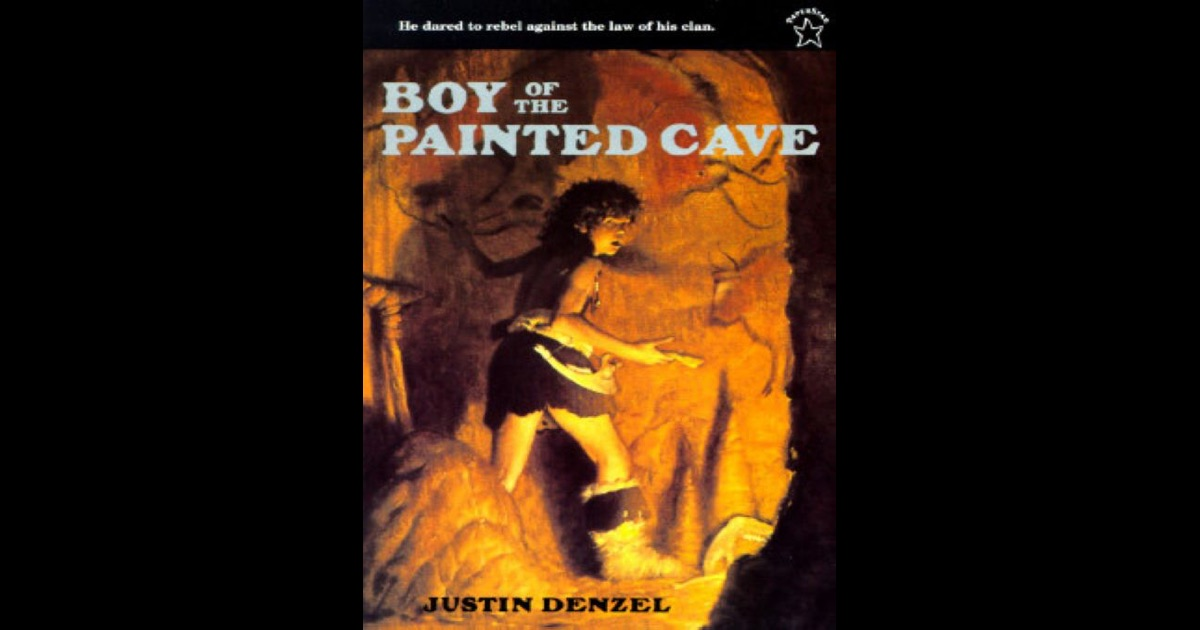 the boy of the painted cave by justin denzel on ibooks