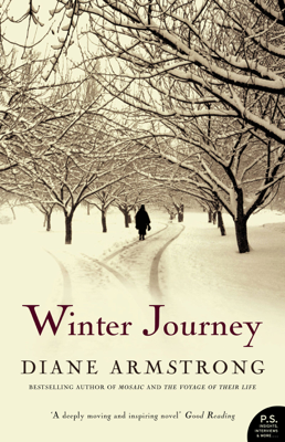 Diane Armstrong - Winter Journey book