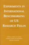 Experiments In International Benchmarking Of US Research Fields