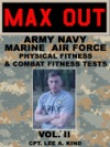MAX Out The Army Navy Marine And Air Force Physical Fitness And Combat Fitness Tests