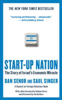 Dan Senor & Saul Singer - Start-up Nation artwork