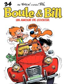 Boule et Bill - tome 34 - Un amour de cocker