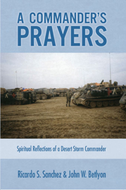A Commander's Prayers book