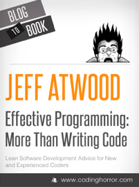 Effective Programming: More Than Writing Code