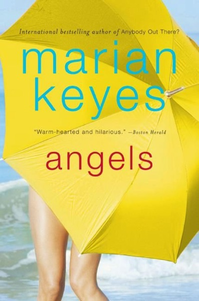 Angels - Marian Keyes book cover