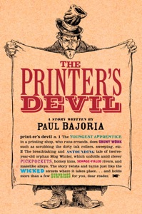 The Printer's Devil Book Cover