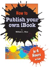 How to Publish Your Own iBook