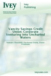 Vancity Savings Credit Union Corporate Venturing Into Uncharted Waters