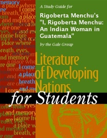A STUDY GUIDE FOR RIGOBERTA MENCHUS