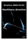 Directive 200642EC Machinery Directive
