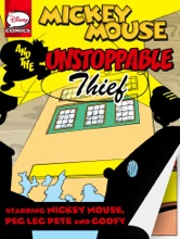 Mickey Mouse And The Unstoppable Thief