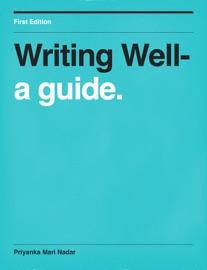 Writing Well-